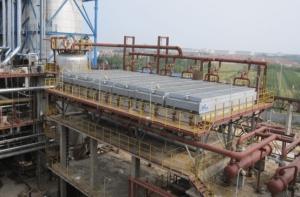 Shandong Hengyuan chimique de la partie supérieure de la tour de condensation