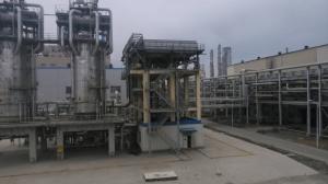 Le dispositif de Yanzhou méthanol chimique