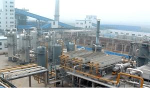 Shanxi Jiantao de conversion du méthanol